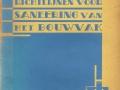 Boek Ide Bloem 1935 Omslagtekening Jos. Schijvens