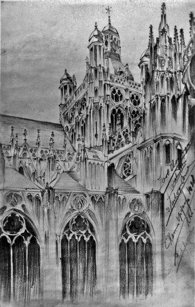 Examenopdracht Jos Schijvens 1928