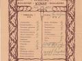 Cijferlijst Jos. Schijvens RK Leergangen 1926