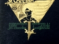 Omslagtekening  jubileumboek 60 jaar mannenkoor St.Caecilia
