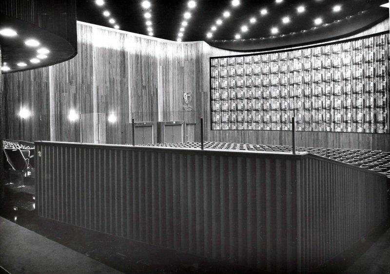 Bioscoopzaal Midi 1959
