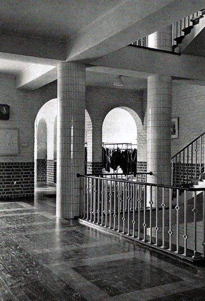 Voormalig Constantijncollege Amersfoort 1957. Nu: het Nieuwe Eemland.