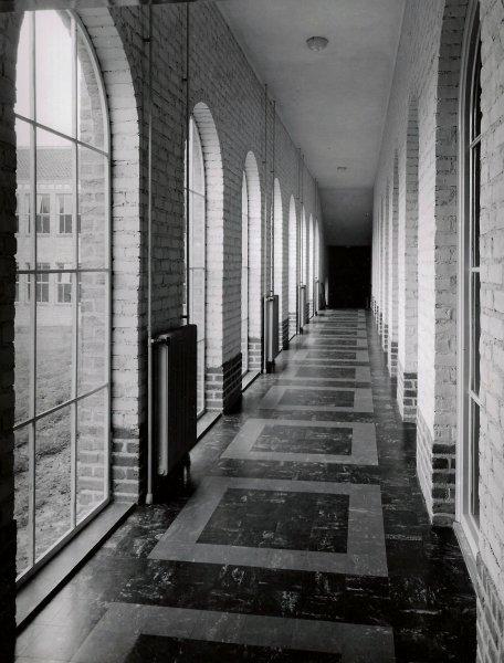 Constantijncollege Amersfoort 1957. Nu: het Nieuwe Eemland.