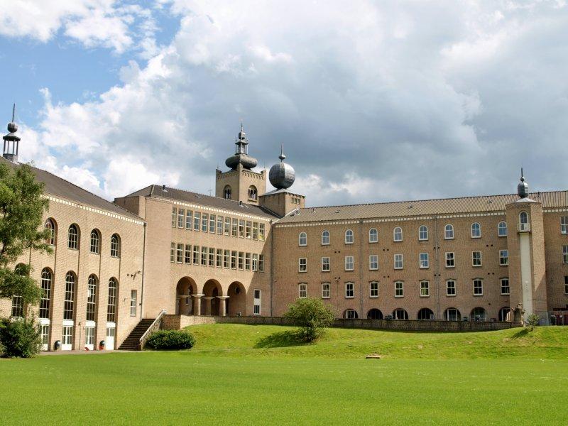 Voormalig Constantijncollege Amersfoort, nu het Nieuwe Eemland