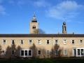 Zijkant Leerhotel het Klooster