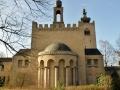 Kerk behorende bij het voormalig klooster van de Kruisheren in Amersfoort. Nu: Leerhotel het Klooster.