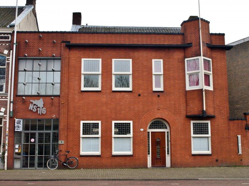 NS plein 16 Tilburg