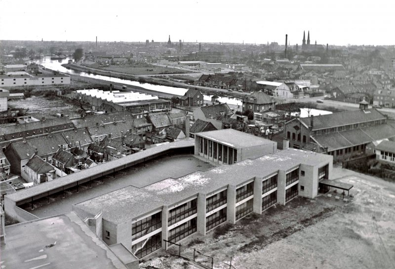 Mavo St. J.B. de la Salle Lourdesplein Tilburg