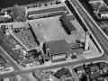 Luchtfoto Lourdesplein Tilburg