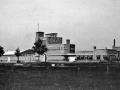 Meelfabriek AC van Loon Piushaven vlak na de bouw in 1935