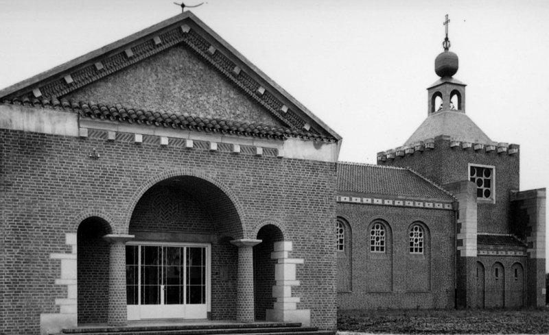 Sint Jozefoord Duyn en Daelseweg Nuland 1953
