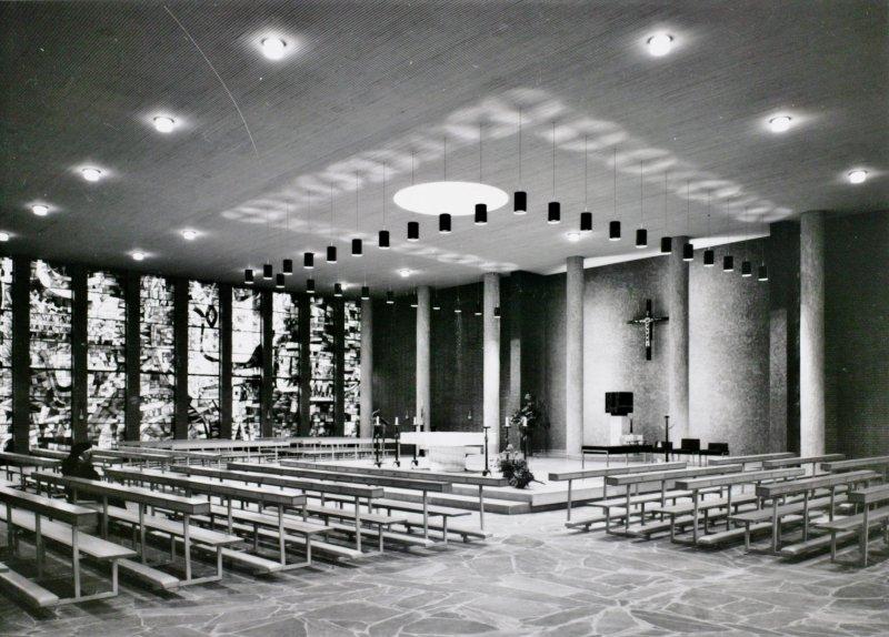Kapel Carolus ziekenhuis Den Bosch