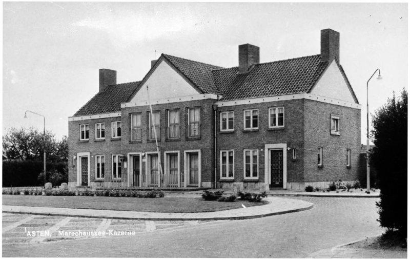 Rijks politiebureau Kerkstraat 18 Asten