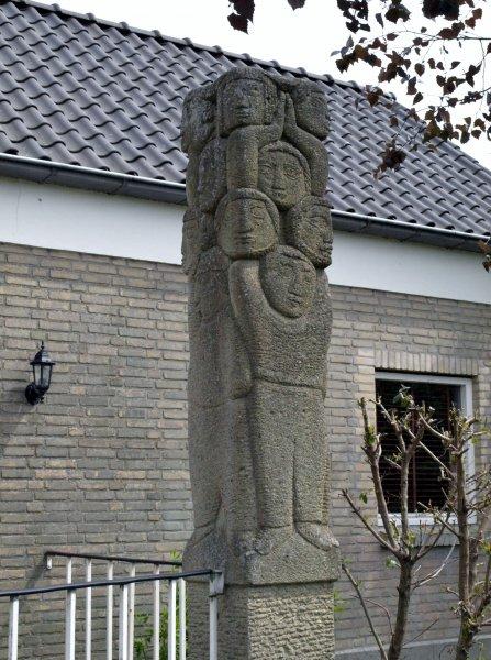 Voormalig Rijks politiebureau Mauritsweg 47a-b-c  Klundert