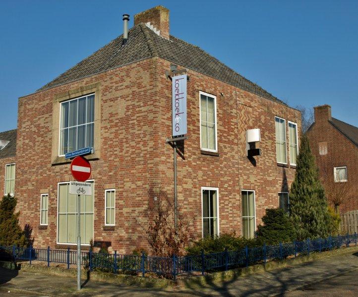 Voormalig Rijks politiebureau Prins Bernhardstraat 25-29 Dongen