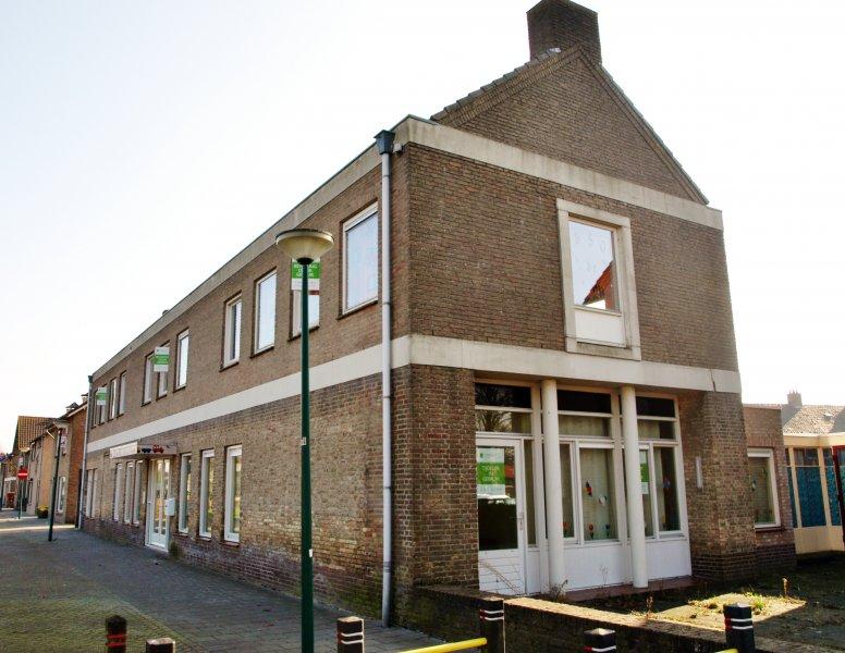 Voormalig Rijks politiebureau Berndijksetraat 26 Kaatsheuvel