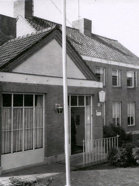 Rijks politiebureau Kloosterstraat 3 Nuenen
