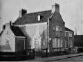 Rijks politiebureau Molenstraat 2-6 Ulvenhout eind jaren 50.