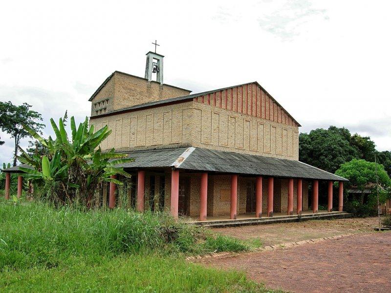 Kerk Bondo, Congo, 2008. Foto Frank-Anders Thoresen