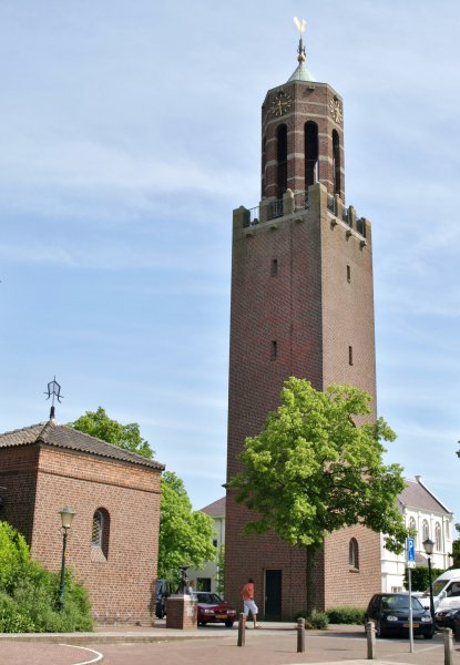 Toren St. Martinuskerk Velddriel