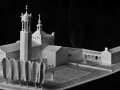 Maquette kerk Velddriel
