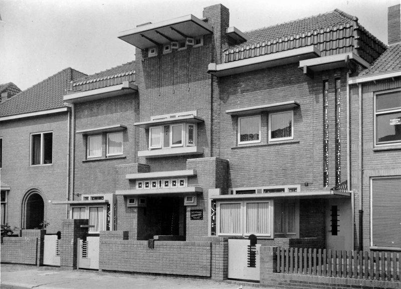 Hyacintstraat 13-15 Tilburg 1930
