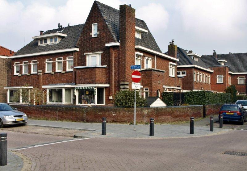 Simon van der Stelstraat 12-14/J.M. van Nassaustraat 29-37 Tilburg