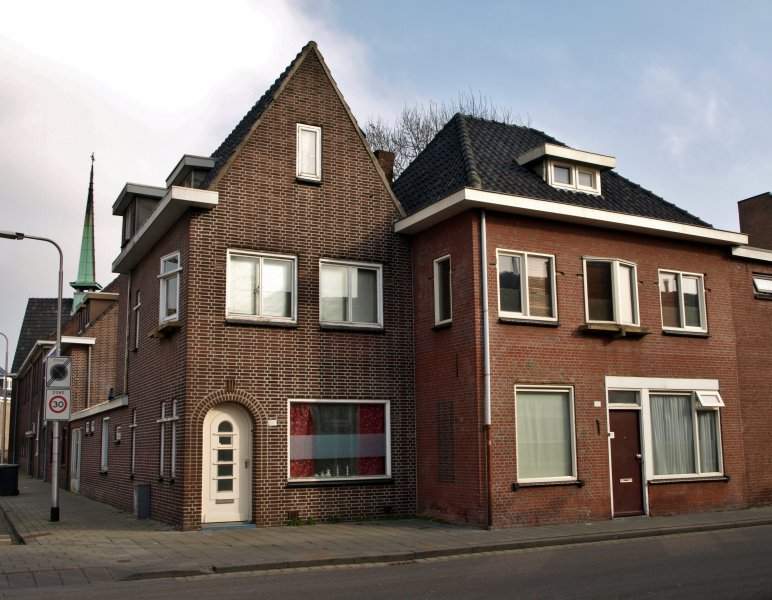 Hoefstraat 108-110 Tilburg