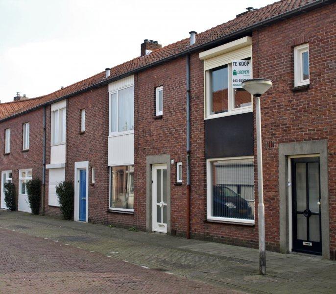 Vincent van Goghstraat Tilburg