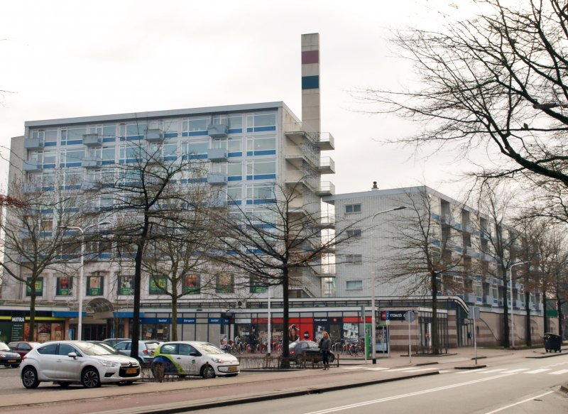 Winkelcentrum Westermarkt Tilburg