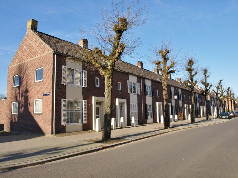 Burgemeester van de Mortelplein Tilburg