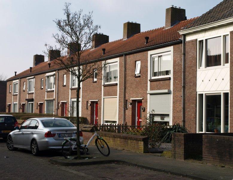Olivier van Noortstraat/J. lemairestraat/Veestraat Tilburg